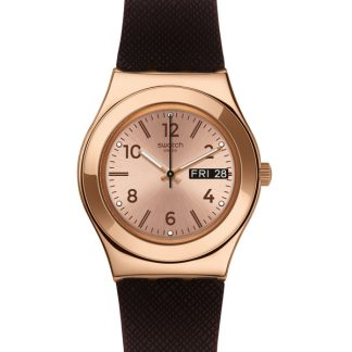 Damklocka SWATCH Brownee YLG701
